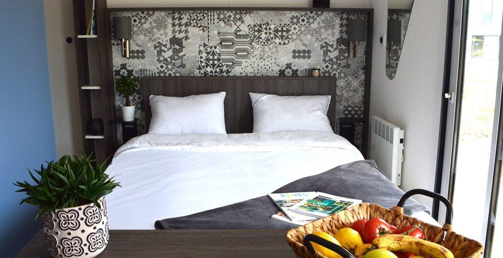 AX Hotel lodge chambre