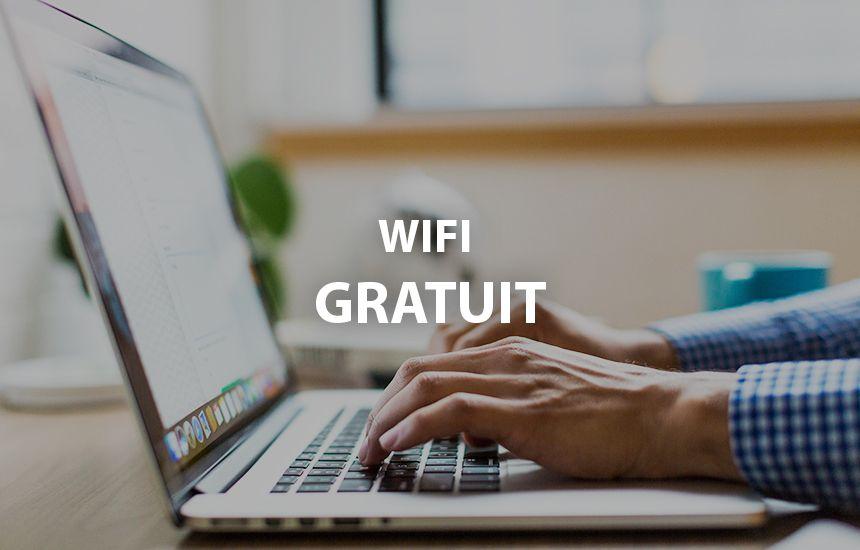 Wifi et Bein Sport gratuits AX Hotel Vendée