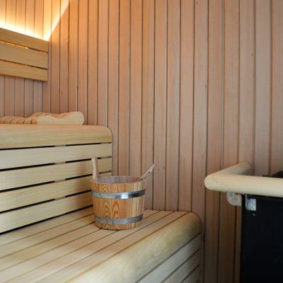 AX Family sauna hammam vendée