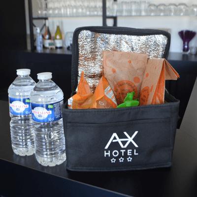 AX HOTEL formule pique nique