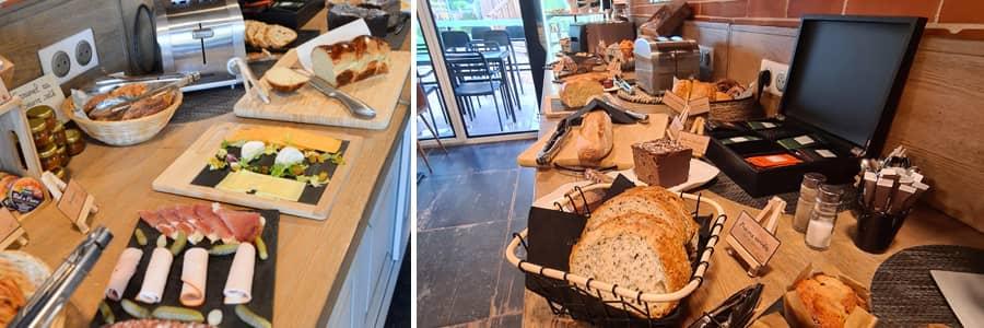 AX HOTEL Petit-déjeuner buffet hôtel 3 étoiles